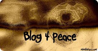 Blog4peacebanner14mimilenoxblogblastforpeace
